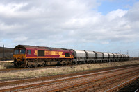 66003 Beam Mill Junction 26.02.2008