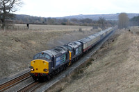 37607 and 37409 Broomhaugh 29.03.2013