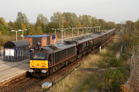 67005 Eaglescliffe Station 24.10.2011