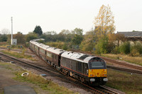67006 Eaglescliffe Station 24.10.2011