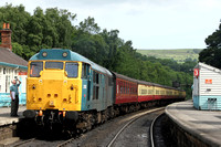 31128 Grosmont station 29.06.2013