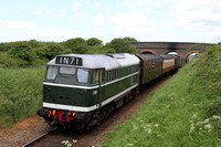 31207 (D5631) Dead Man's Cutting 15.06.2013