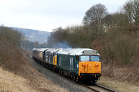 50008 and 40145 Burrs 06.03.2010