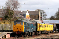 31106 Bishop Auckland Station 09.03.2011